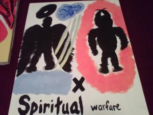 warfare.